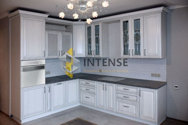 Магазин корпусной мебели Intense производит Кухни Классический стиль - Кухня Милена