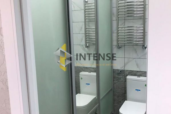 Магазин корпусной мебели Intense производит  - Шкаф в ванной комнате