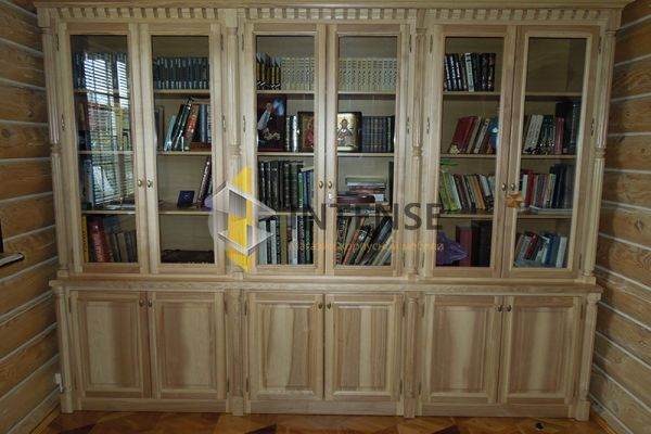 Магазин корпусной мебели Intense производит Шкафы из массива - Шкаф - Книжный
