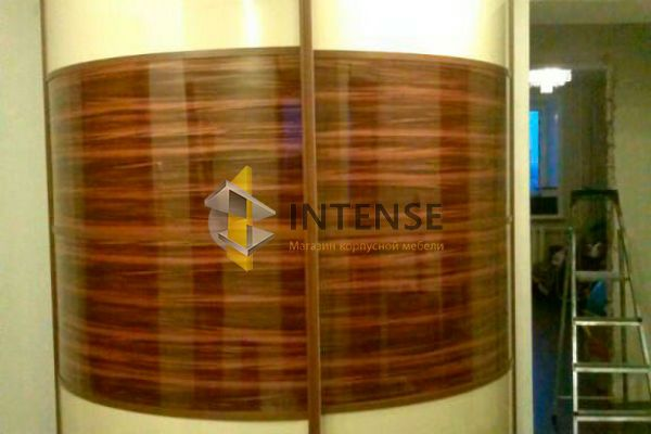 Магазин корпусной мебели Intense производит Шкафы сферические - Шкаф сферический в прихожей.