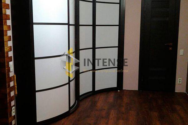 Магазин корпусной мебели Intense производит Шкафы сферические - Шкаф сферический в прихожую.