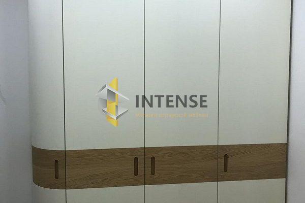 Магазин корпусной мебели Intense производит Шкафы встроенные - Шкаф в прихожей сферический