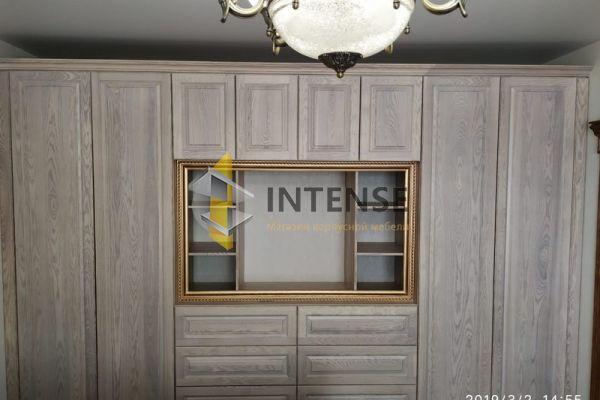 Магазин корпусной мебели Intense производит Шкафы встроенные - Шкаф - массив ясеня