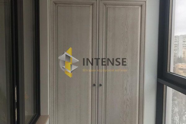 Магазин корпусной мебели Intense производит Шкафы встроенные - Шкаф на балкон.