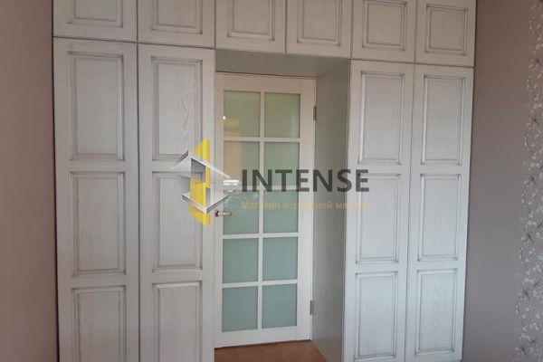 Магазин корпусной мебели Intense производит Шкафы встроенные - Шкаф с фасадами из массива дуба