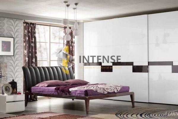 Магазин корпусной мебели Intense производит Спальни из эмали - Спальня - Рива