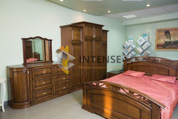 Магазин корпусной мебели Intense производит Спальни из массива - Спальня Джулия