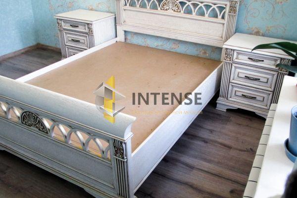 Магазин корпусной мебели Intense производит Спальни из массива - Спальня массив Дуба + Шпон (комплект)