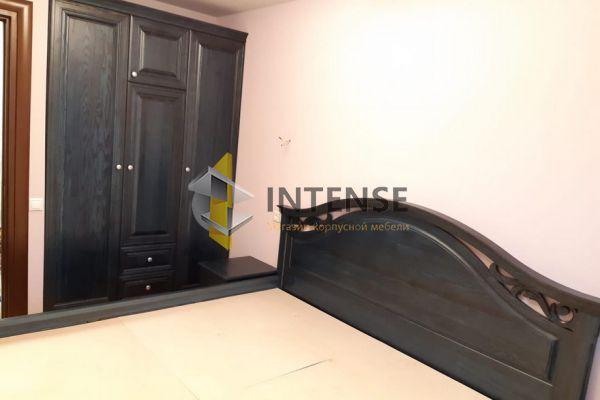 Магазин корпусной мебели Intense производит Спальни из массива - Спальный гарнитур