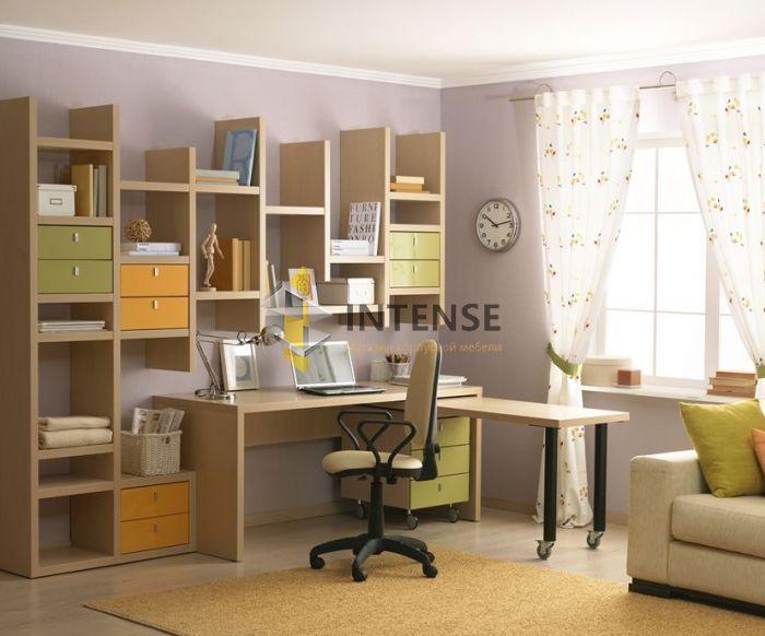 Магазин корпусной мебели Intense производит Детские из эмали - Детская Галатея