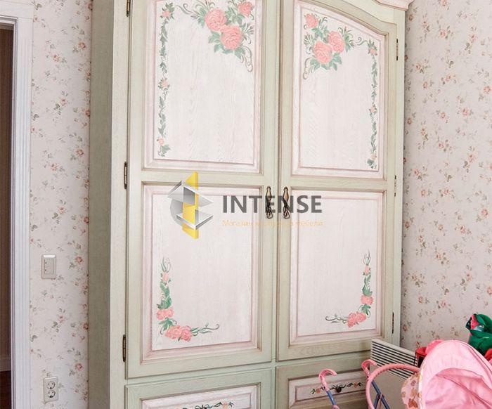 Магазин корпусной мебели Intense производит Детские из массива - Детская Кантри. Комплект