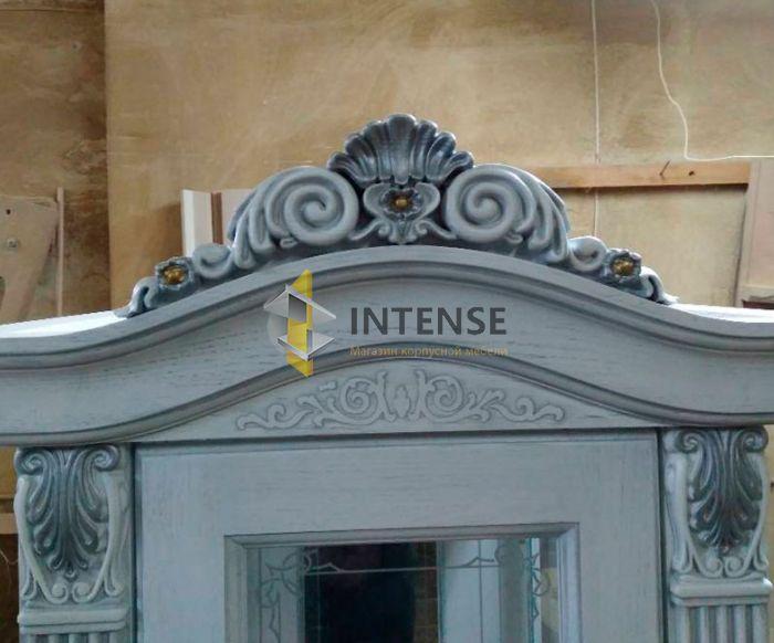 Магазин корпусной мебели Intense производит  - Гостиная из массива ясеня.