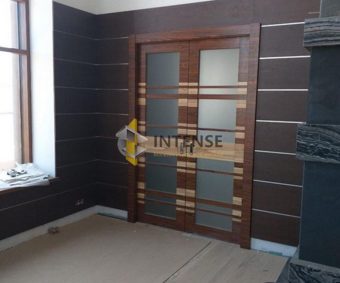 Магазин корпусной мебели Intense производит  - Стенавые панели+межкомнатные двери