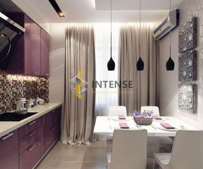Магазин корпусной мебели Intense производит Кухни из эмали Кухня Адель