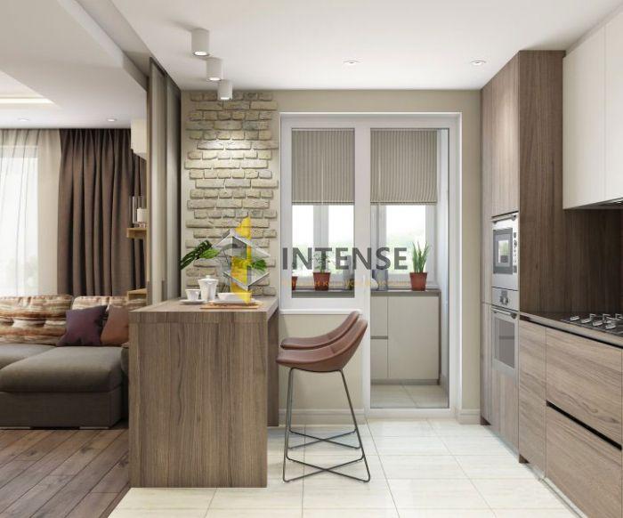 Магазин корпусной мебели Intense производит Кухни Современный стиль - Кухня Аир