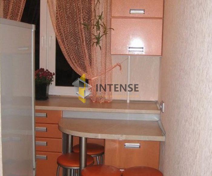 Магазин корпусной мебели Intense производит Кухни Современный стиль - Кухня Апельсин