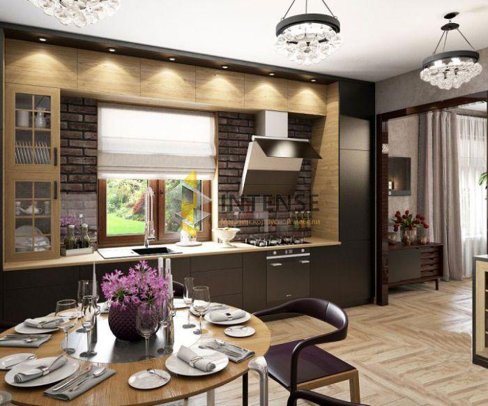 Магазин корпусной мебели Intense производит Кухни Современный стиль - Кухня Дорис