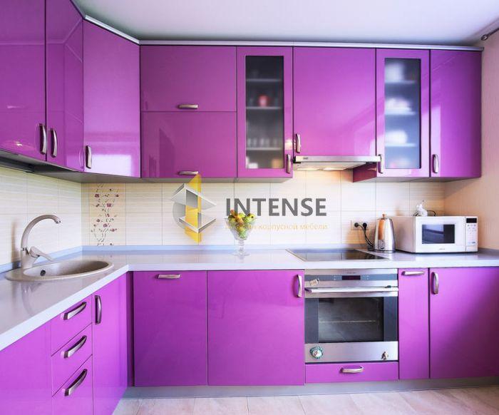 Магазин корпусной мебели Intense производит Кухни Современный стиль - Кухня Блеск cирени