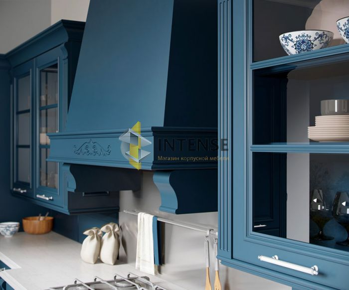 Магазин корпусной мебели Intense производит Кухни Классический стиль - Кухня Скай - Эмаль