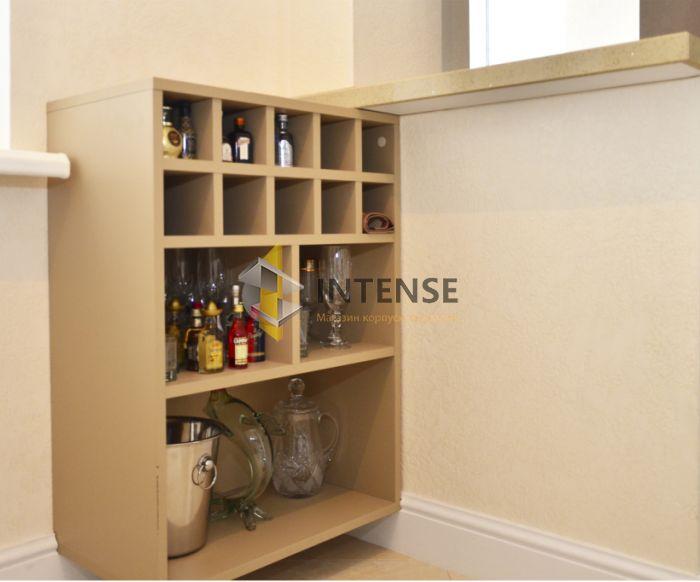 Магазин корпусной мебели Intense производит Кухни Современный стиль - Кухня Юрио