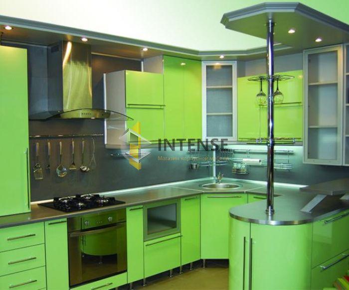 Магазин корпусной мебели Intense производит Кухни Современный стиль - Кухня Грин