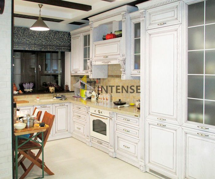 Магазин корпусной мебели Intense производит Кухни Классический стиль - Кухня Беладжио Люкс