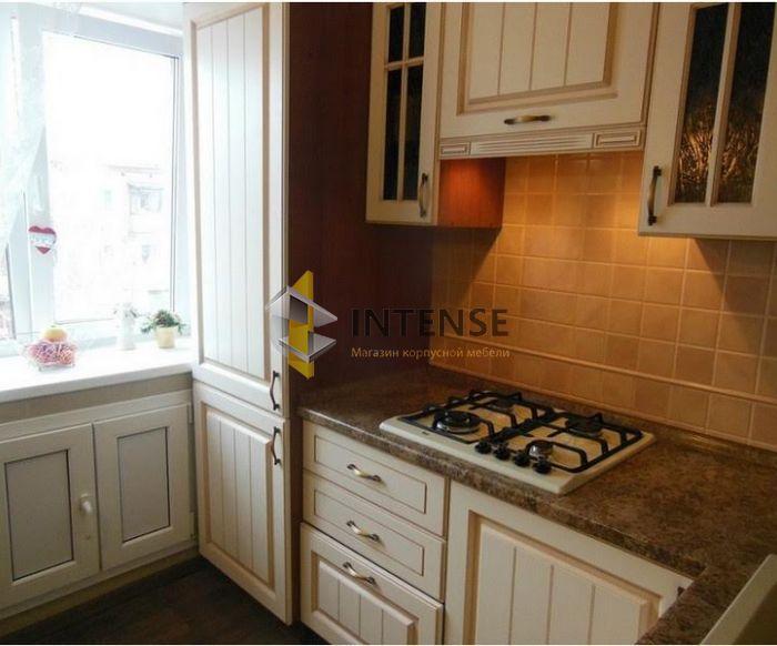 Магазин корпусной мебели Intense производит Кухни Неоклассический стиль - Кухня Флореаль
