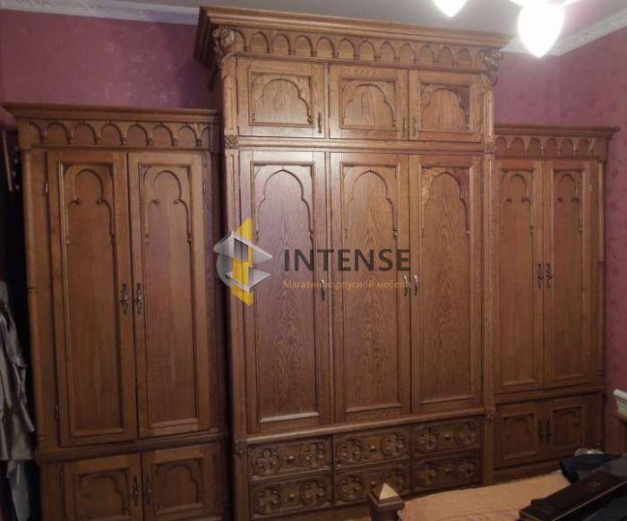 Магазин корпусной мебели Intense производит Шкафы из массива - Шкаф