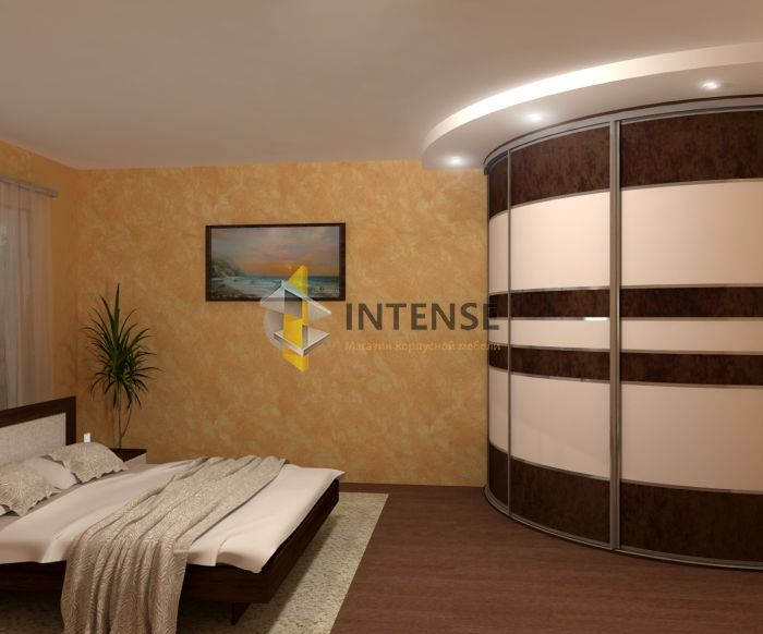 Магазин корпусной мебели Intense производит Шкафы купе - Шкаф Атика