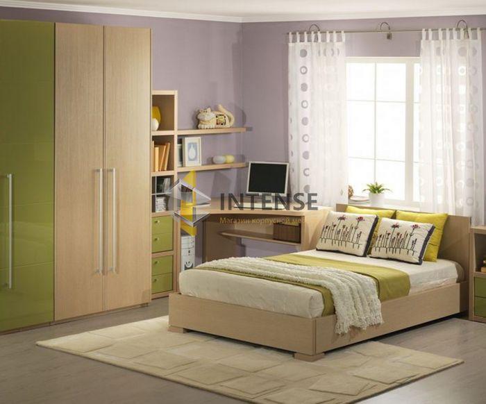 Магазин корпусной мебели Intense производит Спальни из эмали - Спальня - Диаманта