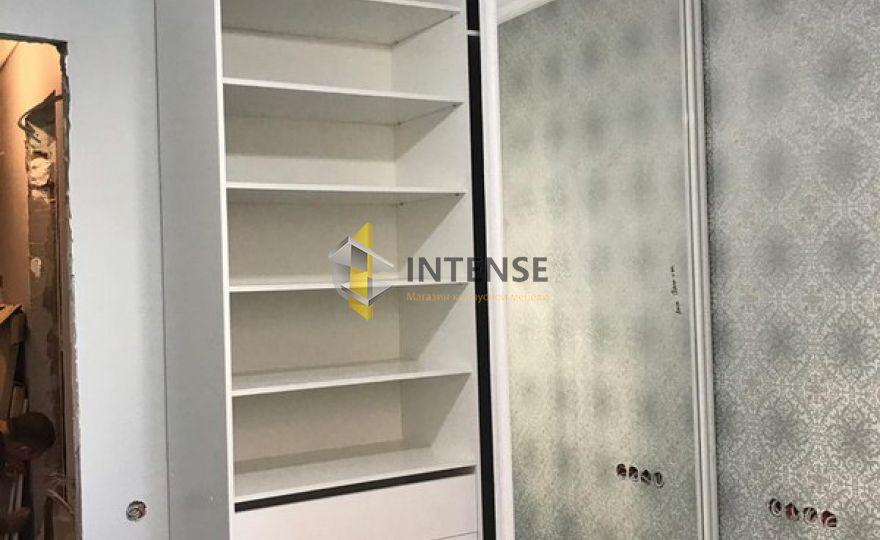 Магазин корпусной мебели Intense производит Шкафы встроенные - Шкаф в спальне